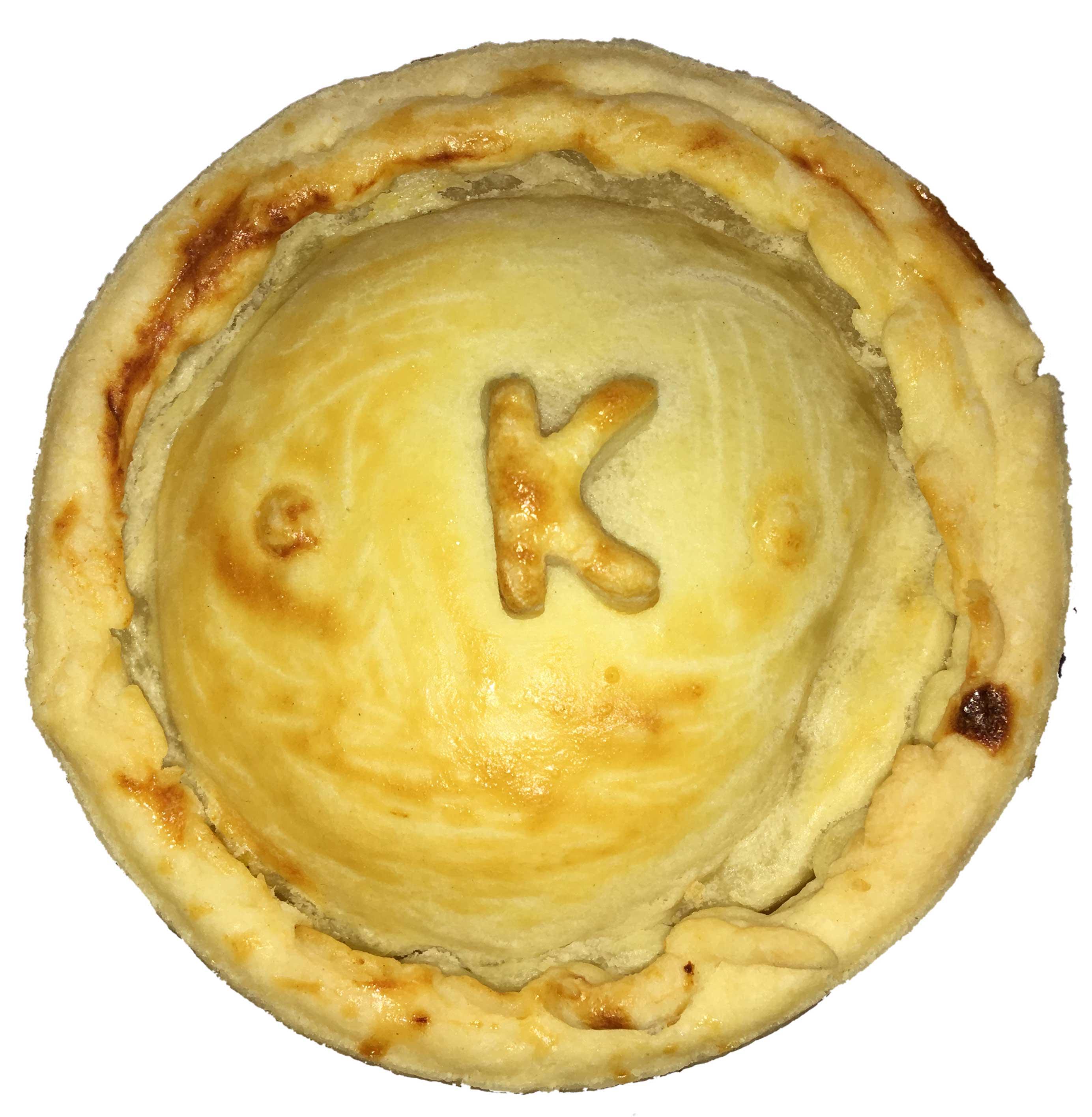 Cheese Pie - Pie Genuss